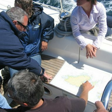 location voilier avec skipper granville anglo alain bainee capanglo